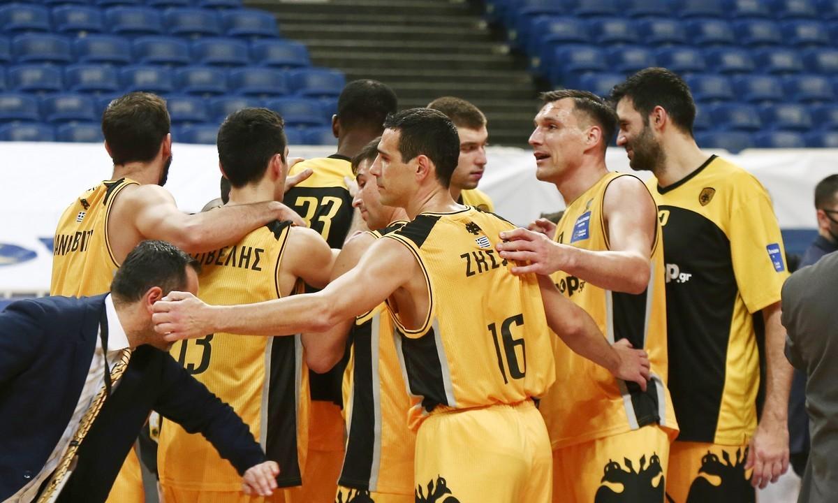 Λαύριο ΑΕΚ- Κολοσσός Ρόδου LIVE Basket League