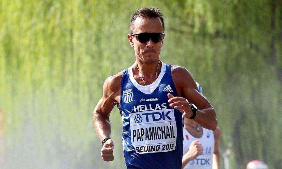 Αλέξανδρος Παπαμιχαήλ: Στην Ιταλία για το ολυμπιακό όριο!