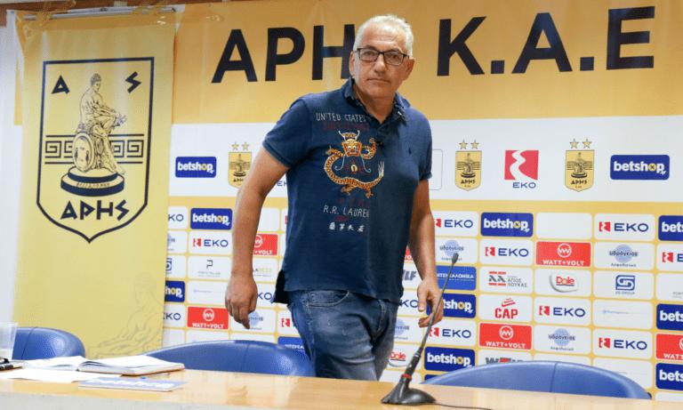 Αρβανίτης: «Ντροπή, έχετε καταστρέψει το μπάσκετ»