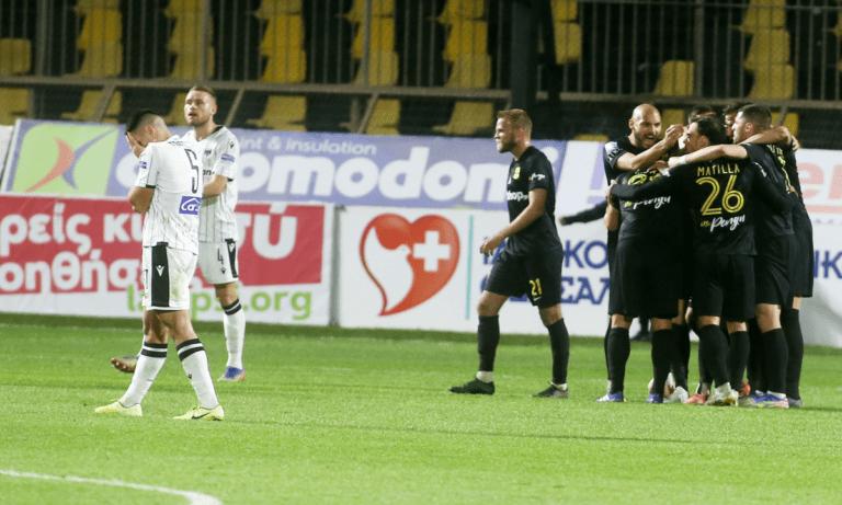 Άρης – ΠΑΟΚ 1-0: Έτσι κέρδισε το ντέρμπι της Θεσσαλονίκης (vids)