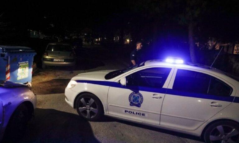 Αστυνομία Ληστεία Θεσσαλονίκη