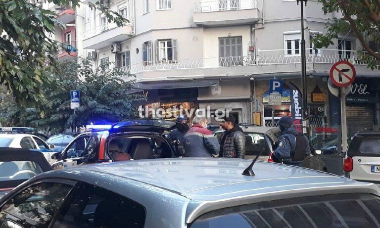 Θεσσαλονίκη: Πήγε για διάρρηξη και πολίτες του την «έπεσαν» (pics)