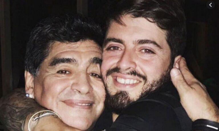 Μαραντόνα: Aγανακτισμένος ο γιος του με δύο δημοσιογράφους! (pics)