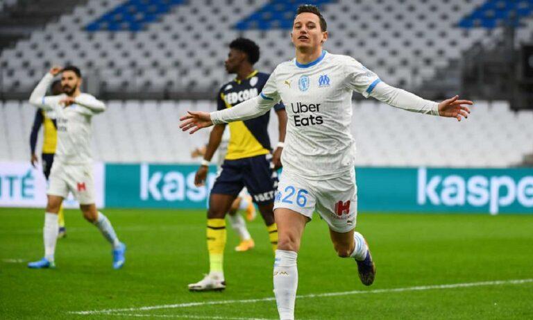 Ligue 1: Φουλ για κορυφή η Μαρσέιγ, διπλό πεντάδας για τη Μονπελιέ (vids)