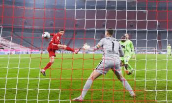 Μπάγερν Μονάχου Βόλφσμπουργκ Bundesliga