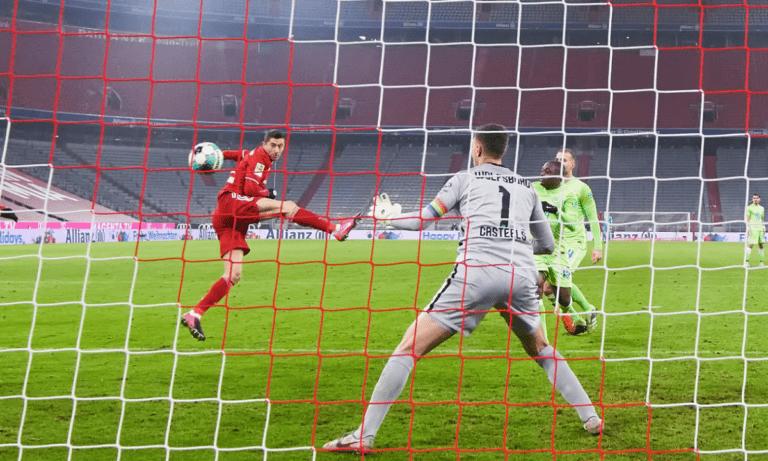 Bundesliga: Σούπερ Λεβαντόφσκι «έσπασε» το αήττητο της Βόλφσμπουργκ, τεσσάρα η Λεβερκούζεν, χαμός στην κορυφή (vids)
