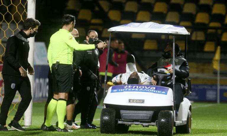 Ουαγκέ: ΣΟΚ στον ΠΑΟΚ με τον τραυματισμό του!