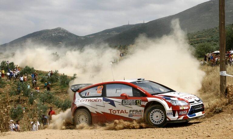 Ράλλυ Ακρόπολις: Επιστρέφει στο WRC!