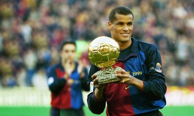 20 Δεκεμβρίου 1999: Όταν ο Ριβάλντο κατέκτησε την χρυσή μπάλα