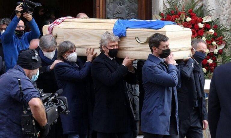 Ρόσι: Διάρρηξη στο σπίτι του την ώρα της κηδείας του!