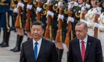 Τουρκία Κίνα