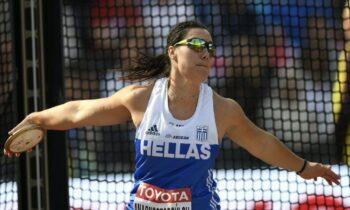 """Αναγνωστοπούλου:""""Στόχος το όριο των ολυμπιακών αγώνων"""""""