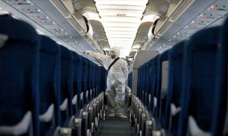 Κορονοϊός: «Συναγερμός» για τη μετάλλαξη, σταματούν πτήσεις