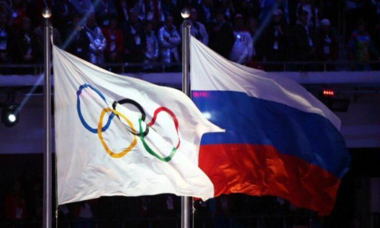 Ρωσία: Αποκλείστηκε για δύο χρόνια από όλες τις μεγάλες παγκόσμιες διοργανώσεις