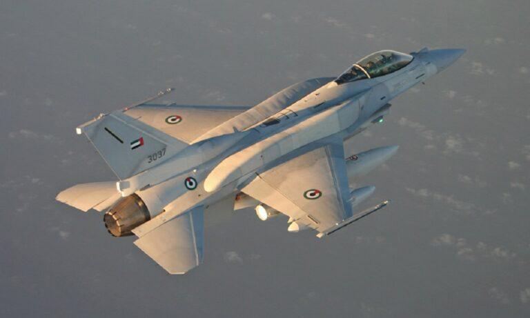 Κάποια από τα «Desert Falcons» των ΗΑΕ πιθανότατα να βρεθούν στο Αιγαίο