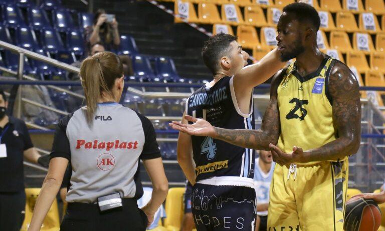Basket League (10η αγωνιστική): Δεν σφυρίζουν Τσαρούχα, Παναγιώτου, Παντελίδης