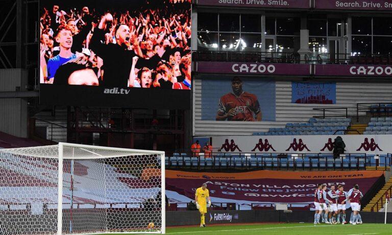 Premier League: Τριάρα η Άστον Βίλα, άσφαιρη η Σαουθάμπτον
