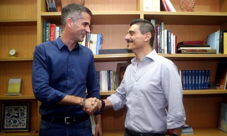 Μπακογιάννης: «Πολύ καλή διάθεση από τον Γιαννακόπουλο, είμαι αισιόδοξος»