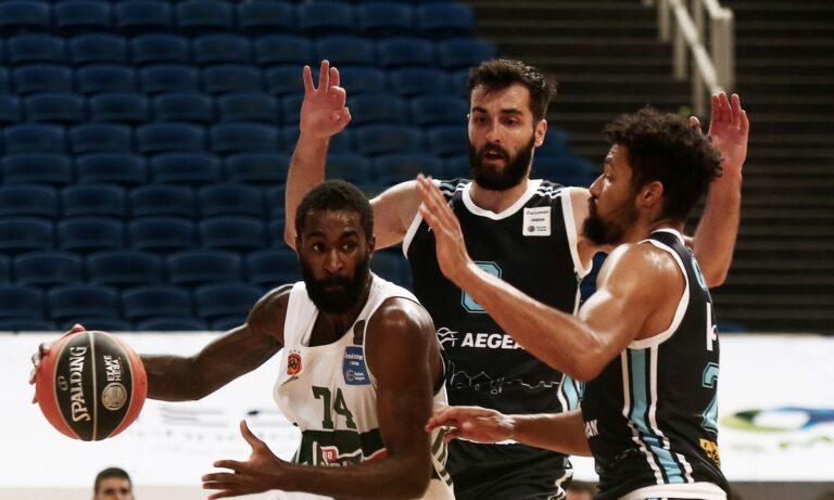 Basket League: Στα… εύκολα ο Παναθηναϊκός με τον Ιωνικό