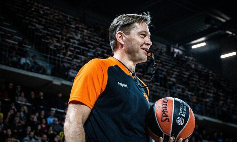 Euroleague: O Γιαβόρ «σφυρίζει» τον Ολυμπιακό, ο Πατέρνικο τον Παναθηναϊκό