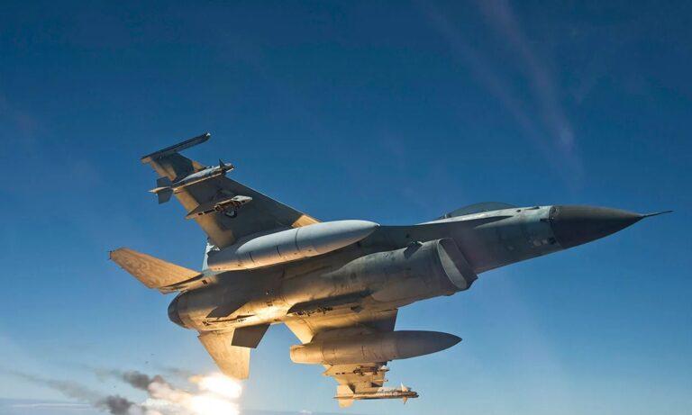 Έτοιμο να περάσει τον Ατλαντικό το 1ο Γεράκι της Πολεμικής Αεροπορίας!