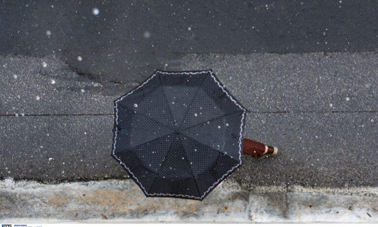 Καιρός: Βροχές, σποραδικές καταιγίδες και χιονοπτώσεις στα ορεινά την Πέμπτη (10/12)