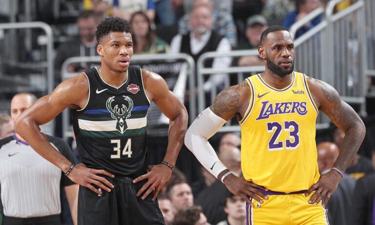 NBA: Οι GM προβλέπουν Λέικερς πρωταθλητές και Αντετοκούνμπο MVP