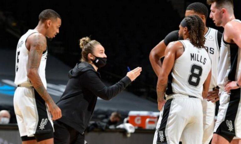NBA: Πρώτη γυναίκα head coach η Μπέκι Χάμον