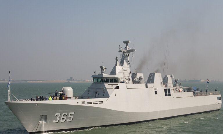 Φρεγάτες: Η ολλανδική Damen φέρεται να προσφέρει στο ΠΝ φρεγάτα βασισμένη στην Προσέγγιση Ολοκληρωμένης Γεωμετρικής Τμηματικότητας Πλοίου (SIGMA), το μήκος της οποίας είναι προσαρμόσιμο έως τα 125m.