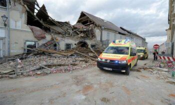 Κροατία: Τουλάχιστον επτά νεκροί από το μεγάλο σεισμό (vid)