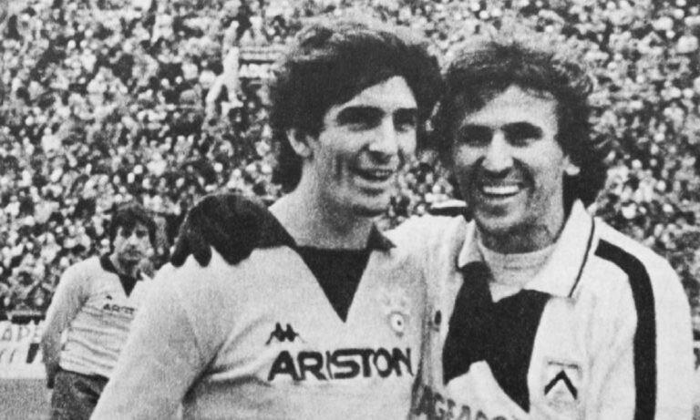 Ζίκο: «Χάρη στον Πάολο Ρόσι σηκώθηκε η Ιταλία το 1982»