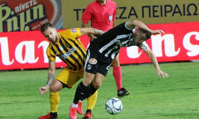 Super League 1: «Μάχες» σε Ηράκλειο και Αγρίνιο