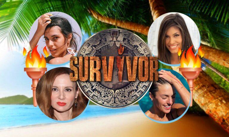 Survivor 4: Οριστικό! Αυτές είναι οι πέντε γυναίκες των διασήμων – Τι γίνεται με Τούνη!