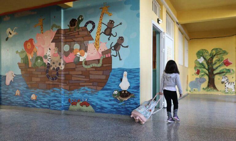 Σχολεία κορονοϊός- Θεσσαλονίκη
