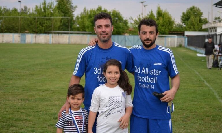 Χαλκιάδες-Αντωνιάδης: «Στόχος μας είναι να διατηρήσουμε τον πήχη ψηλά»