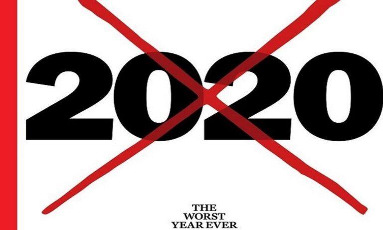 TIME: «Διέγραψε» το 2020