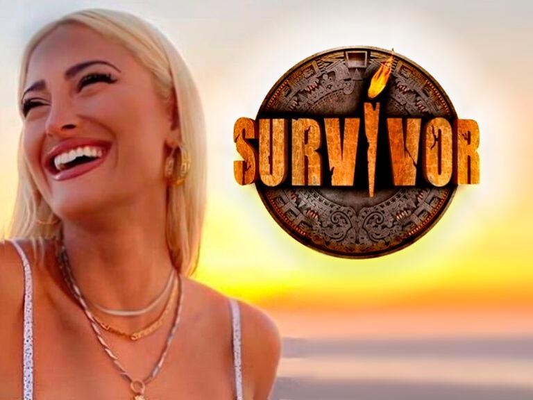 Η Ιωάννα Τούνη στο Survivor