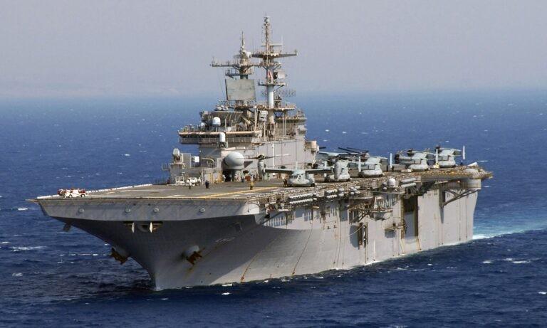 Ένοπλες Δυνάμεις: Το ΓΕΕΘΑ μελέτα την απόκτηση πλοίου διοίκησης στον Στόλο, όπως το τουρκικό TCG Anadolu.