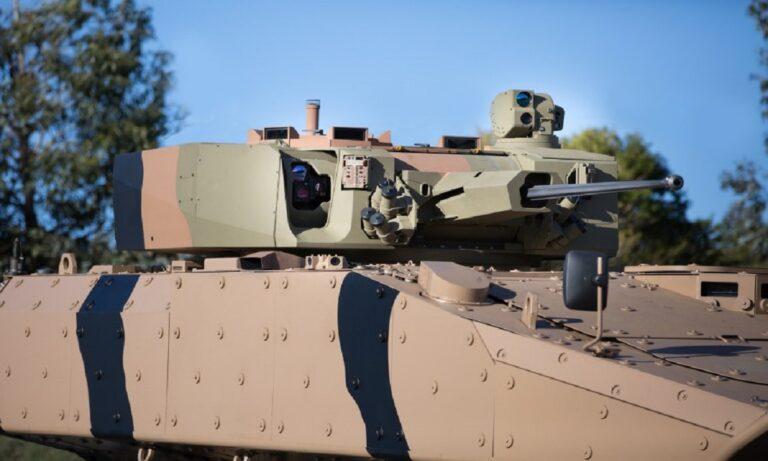 Ένοπλες Δυνάμεις: Ο πύργος UT30MK2 turret των Ισραηλινών προσαρμόζεται στα ελληνικά Leonidas-2 και Μ113 HEL και αλλάζει επίπεδο τα ελληνικά τεθωρακισμένα.