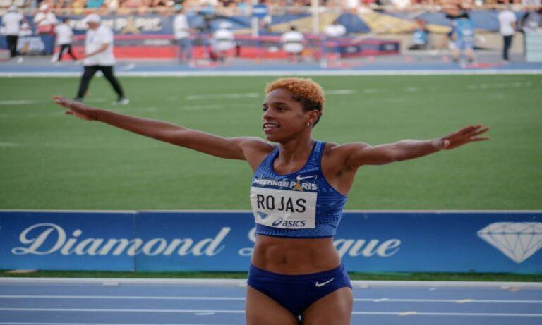 Κορυφαία αθλήτρια για το 2020 η Γιούλιμαρ Ρόχας!