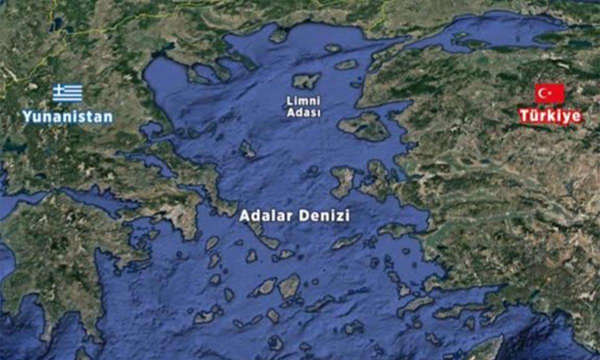 Ελληνοτουρκικά: Μετονομασία του Αιγαίου σε Νησιωτική Θάλασσα θέλει η Τουρκία