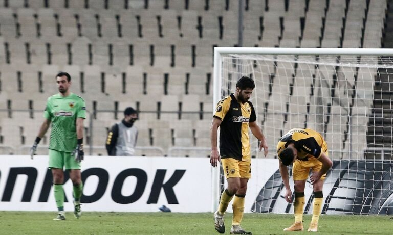 ΑΕΚ – Europa League: Η Ζόρια την έστειλε στην τελευταία θέση του ομίλου
