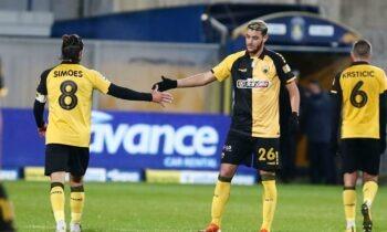 AEK-Μπράγκα: Οι ενδεκάδες των δύο ομάδων