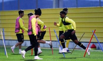 ΑΕΚ: Η αποστολή για το ματς με την Μπράγκα -Μέσα ο Γκαρσία!