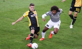 Ενδιαφέρον από το MLS για τονΑνέλ Σαμπανάτζοβιτςτης ΑΕΚ, ο οποίος αγωνίζεται δανεικός στη Ζελέζνιτσαρ.