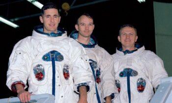 21 Δεκεμβρίου 1968: Σαν σήμερα η εκτόξευση του διαστημοπλοίου «Apollo 8»