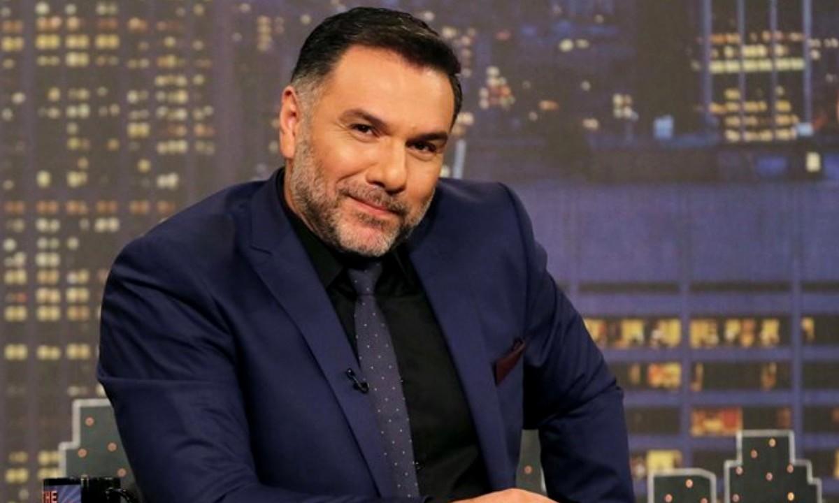 Τηλεοπτική «βόμβα»: Τέλος ο Γρηγόρης Αρναούτογλου;