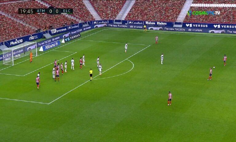 Ατλέτικο Μαδρίτης – Έλτσε 3-1: Το «καθάρισε» ο Σουάρες (vid)