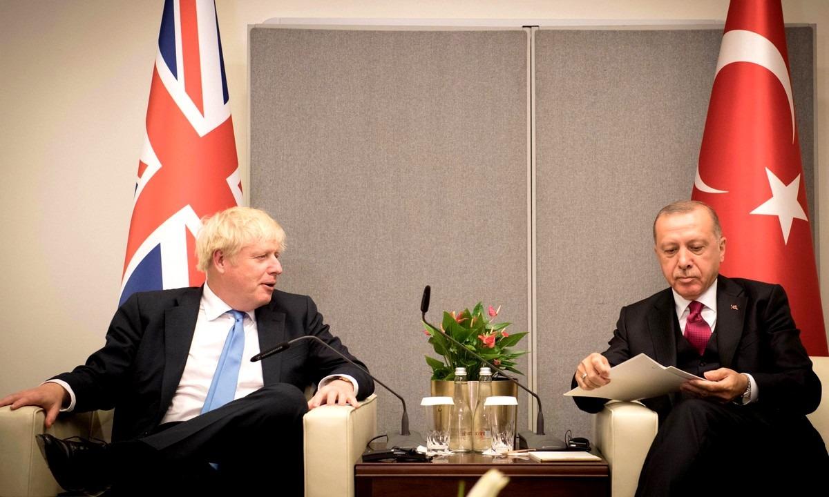 Ελληνοτουρκικά: Τα μεγαλόπνοα σχέδια της φιλοτουρκικής Βρετανίας σε Α. Μεσόγειο και Κύπρο