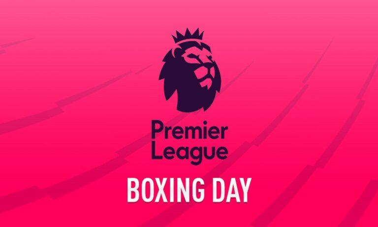 Boxing Day: Η γιορτή του ποδοσφαίρου έρχεται!